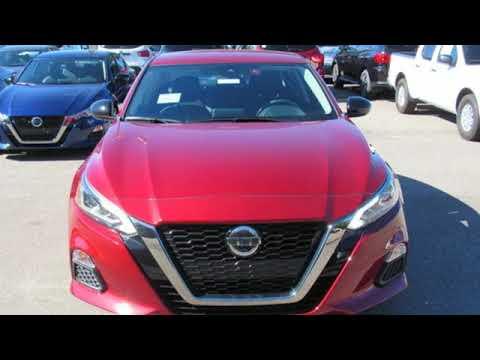 New 2020 Nissan Altima Lakeland FL Tampa FL 20AL136