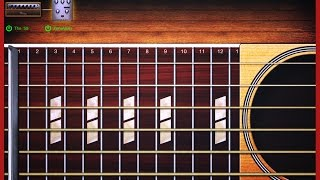 Steel Guitar by Yonac, Demo and Tutorial for iPad, Lets Break Bad