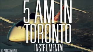 Drake - 5 AM in Toronto (Official Instrumental)