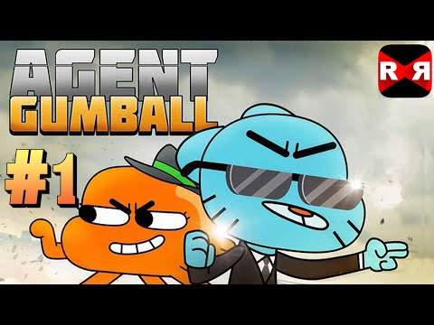 Agent Gumball - Roguelike Spy Game (By Cartoon Network) - iOS / Android - Walkthrough Part 1