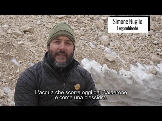 Gran Sasso d'Italia - Requiem al ghiacciaio del Calderone
