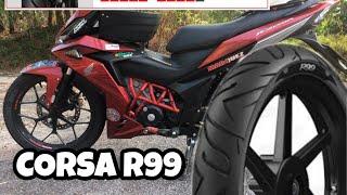 TUKAR SPROCKET STYLE | RS150R - LUQ EAST