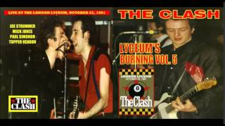 The Clash - Live At The Lyceum, October 22, 1981 (Full Concert!)