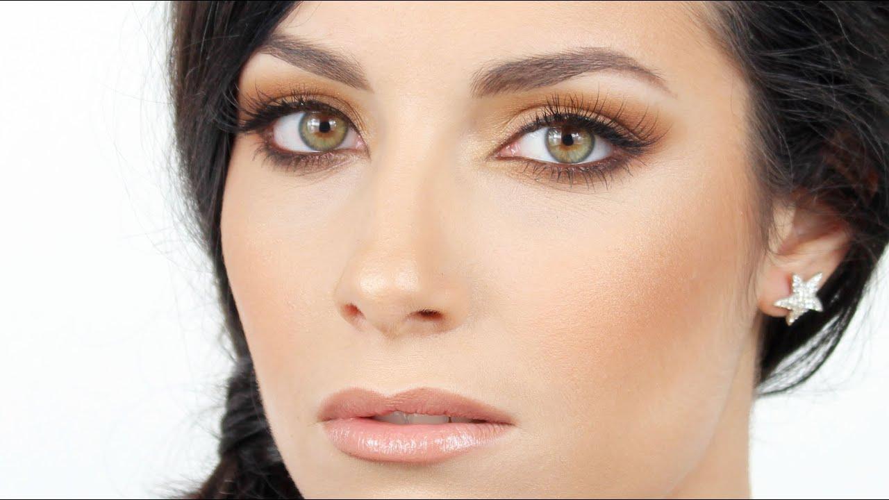 Estremamente Caramel Makeup - Eva Longoria inspired | MrDanielmakeup - YouTube DY24