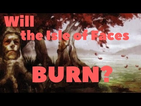 Will the Isle of Faces burn? Featuring Smokescreen