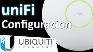 como configurar unifi access point ubiquiti
