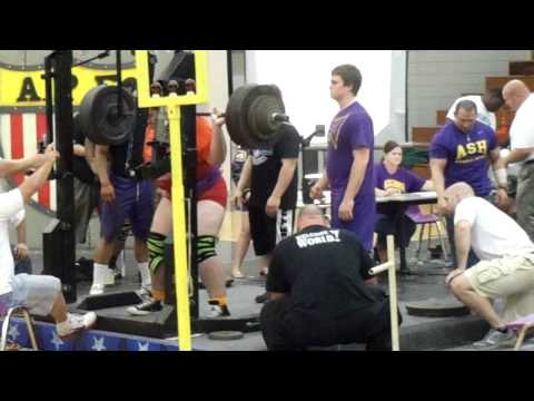 Power Lifting Nationals, Alexandria, Louisiana, 4 9 11 6