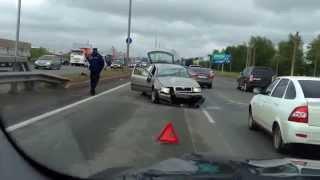 Авария на 1 автодороге набережные челны