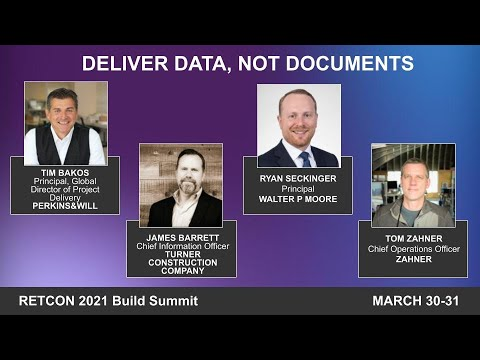 Deliver Data, Not Documents