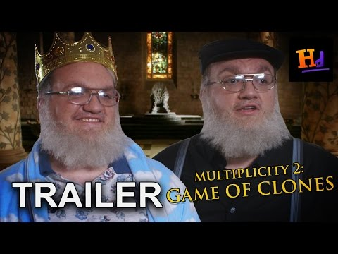 Multiplicity 2: Game of Clones - Starring George R.R. Martin