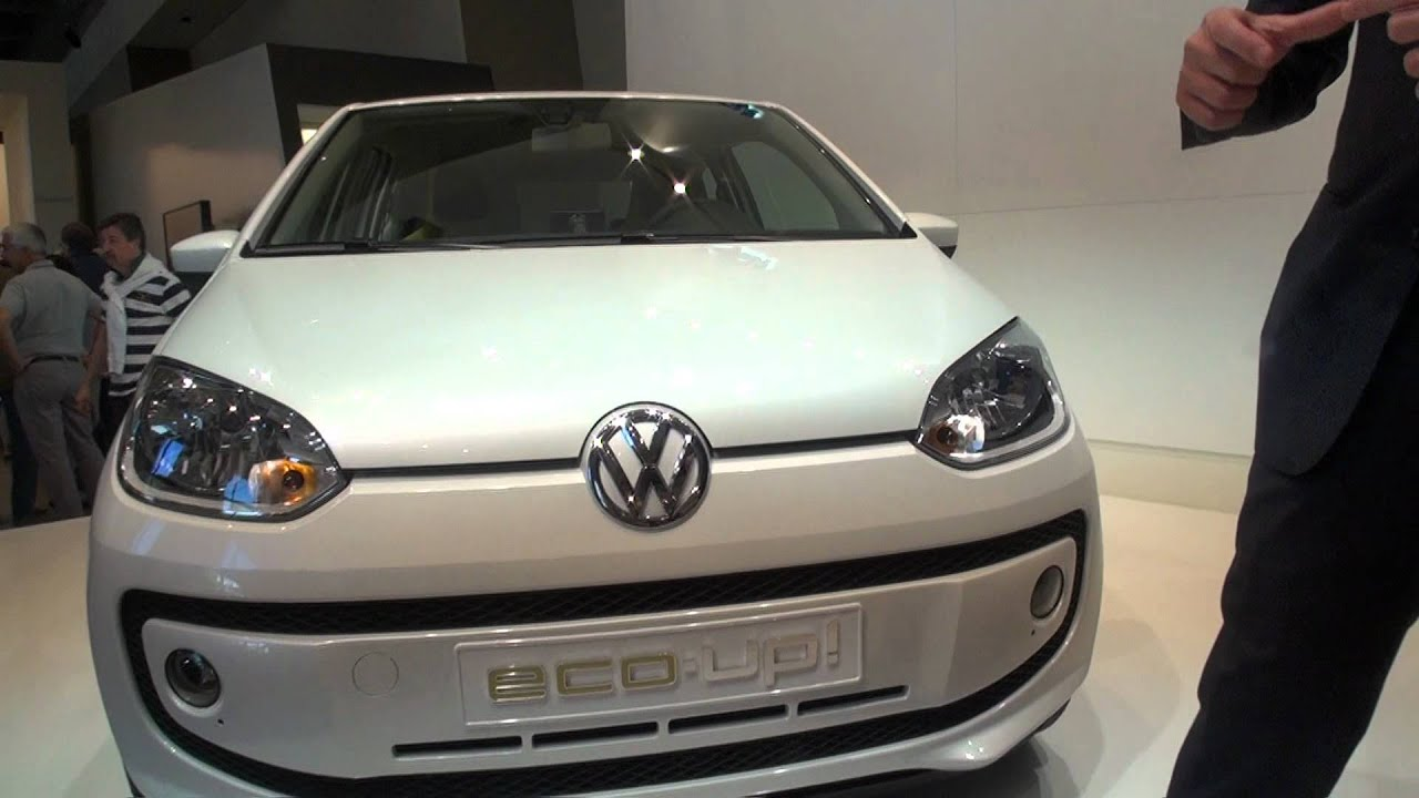 Volkswagen Up Present By Alessandro Dambrosio Youtube