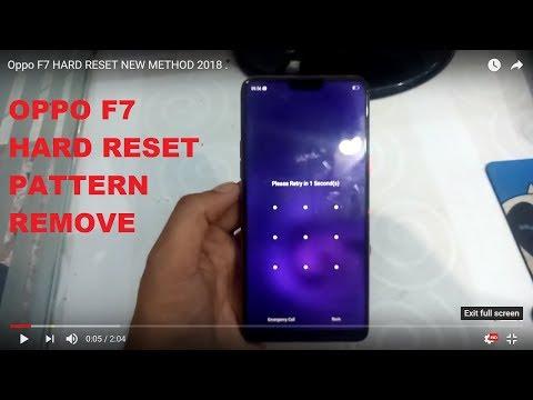 Hard Reset OPPO A3 - HardReset info