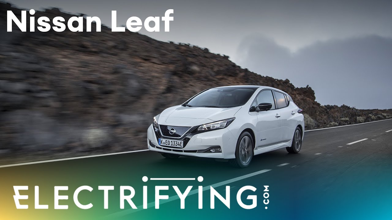 2020 Nissan Leaf. In-depth studio review with Tom 'Wookie' Ford and Ginny Buckley / Electrifying