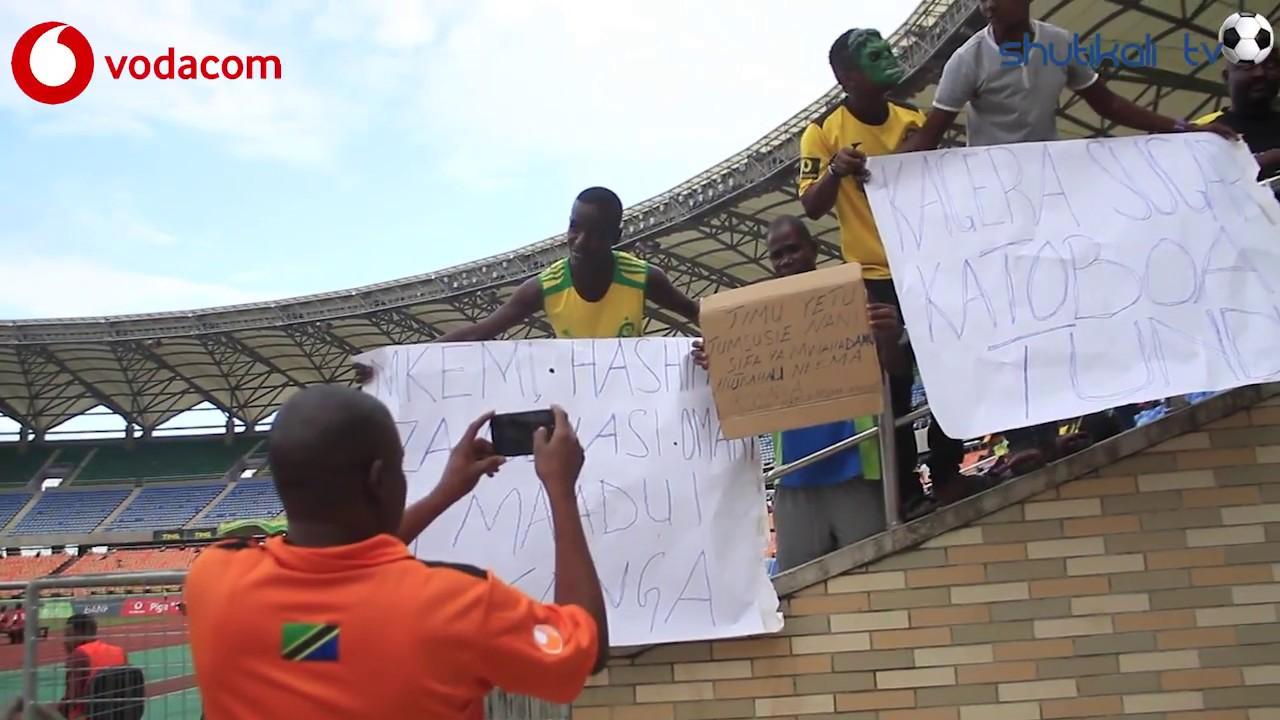 MKEMI,SIZA,HASHIMU, Ni maadui wa Yanga, Mabango ya Mashabiki wa Yanga