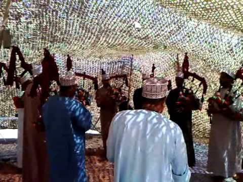 Marie's Wedding by Oman Royal Guard