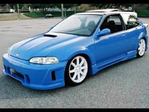 honda civic tuning by piter youtube. Black Bedroom Furniture Sets. Home Design Ideas