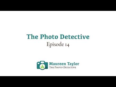The Photo Detective Podcast: Episode 14: Finding Family Photos