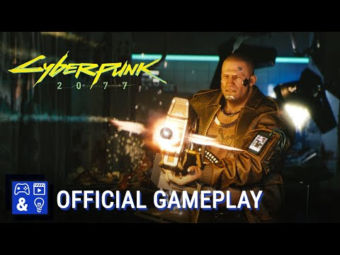 Cyberpunk 2077 Gameplay - Deep Dive Video