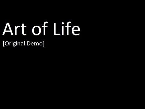 X JAPAN  ART OF LIFE Original Demo