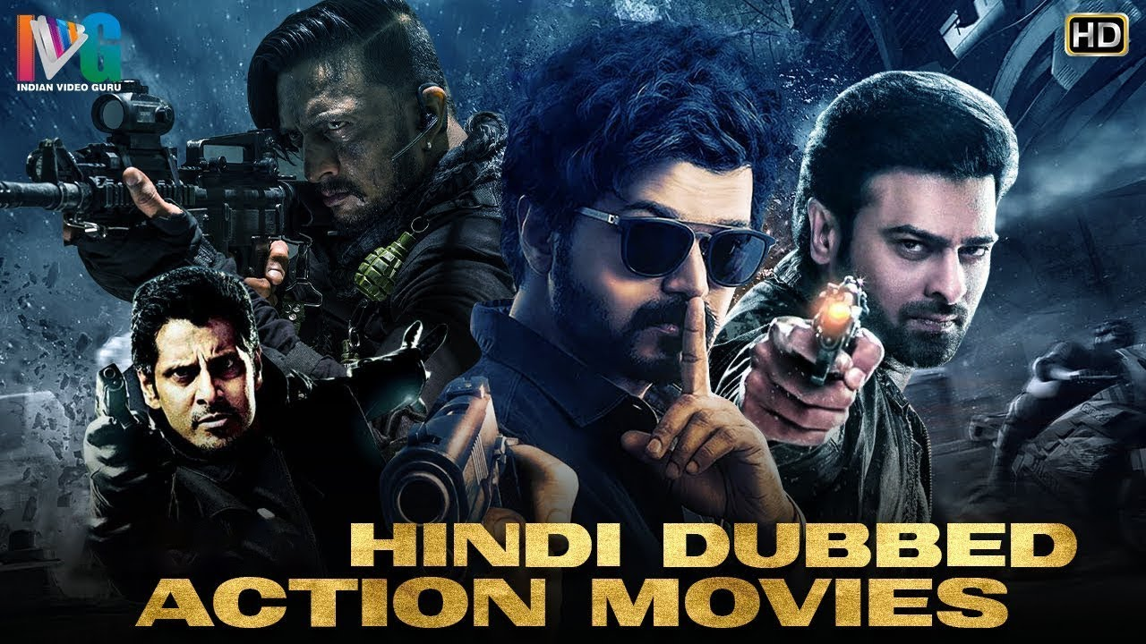 Download 2021 Latest Hindi Dubbed Action Movies HD | South Indian Hindi Dubbed Movies 2021| Indian Video Guru