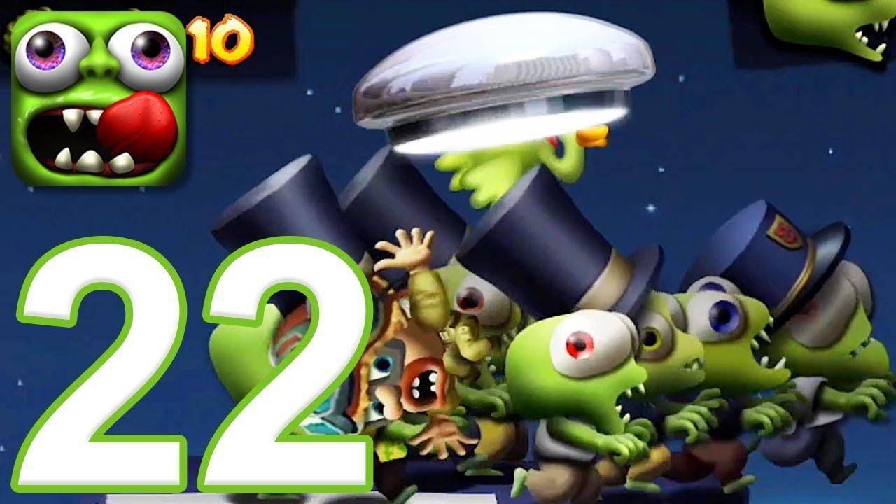 Zombie Tsunami - Gameplay Walkthrough Part 22 (iOS ...