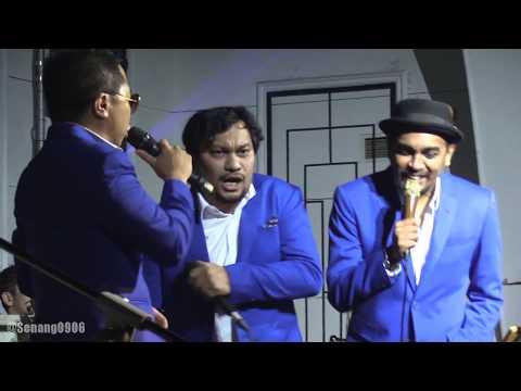 Trio Lestari - Kompor Meledak ~ Malam Minggu ~ Gelora Cintaku @ Empirica Club [HD]