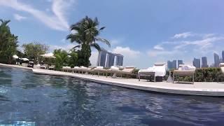 VLOG Singapore :LIfestyle : Mandarin Oriental Hotel Singapore