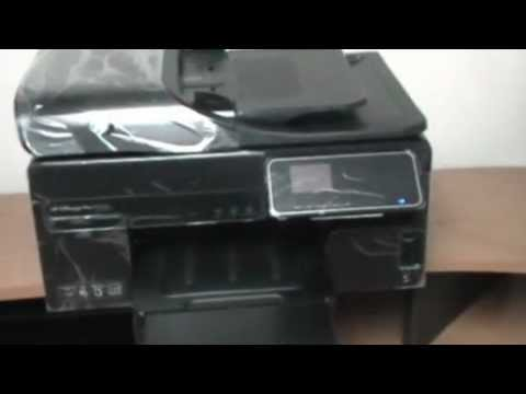 hp 940 c4900 printhead disassembly check and cleaning funnycat tv. Black Bedroom Furniture Sets. Home Design Ideas
