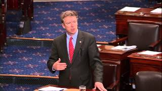 Sen. Paul Speaks in Support of Military Justice Improvement Act