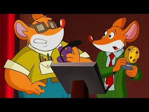 Джеронимо Стилтон 1,2 сезон - смотреть онлайн мультфильм