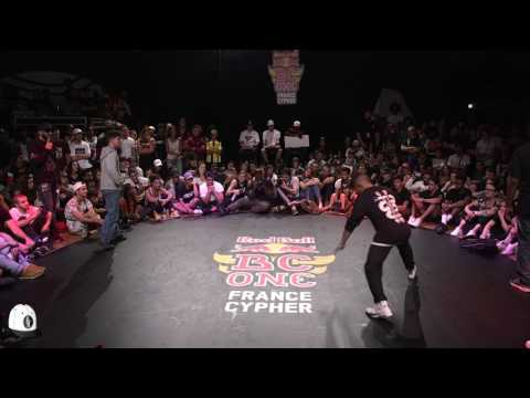 Red Bull BC One Cypher France 2017 | Pac Pac vs Mehdi | 1/4 finale