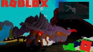 Roblox Prehistoric Earth - Dev Dino (Overmoth) + Sucho Update!