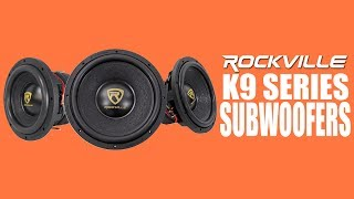 K9 Subwoofers Update! (PLEASE WATCH IF YOU'VE PURCHASED)