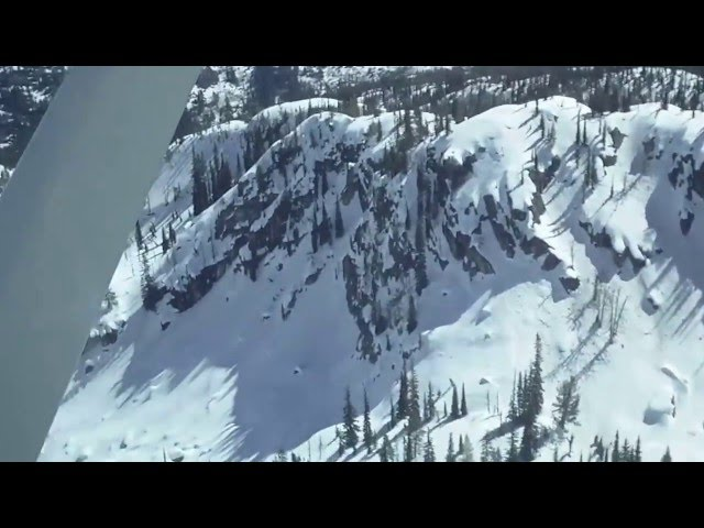 McCall Aviation Idaho Backcountry Supply Run on the Selway River