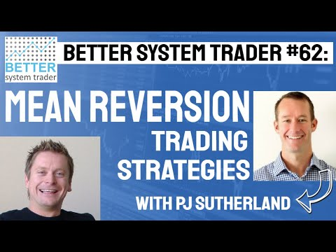 062: Mean Reversion Strategies with PJ Sutherland