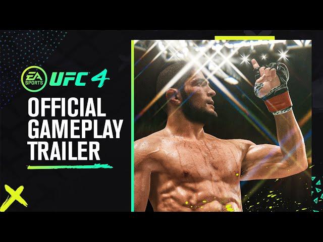 EA Sports UFC 4 (видео)