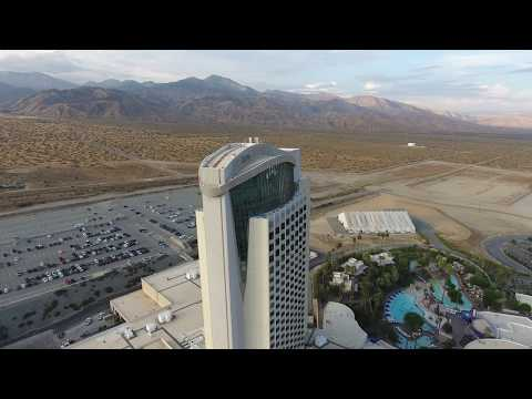 Casino Morongo from the Air