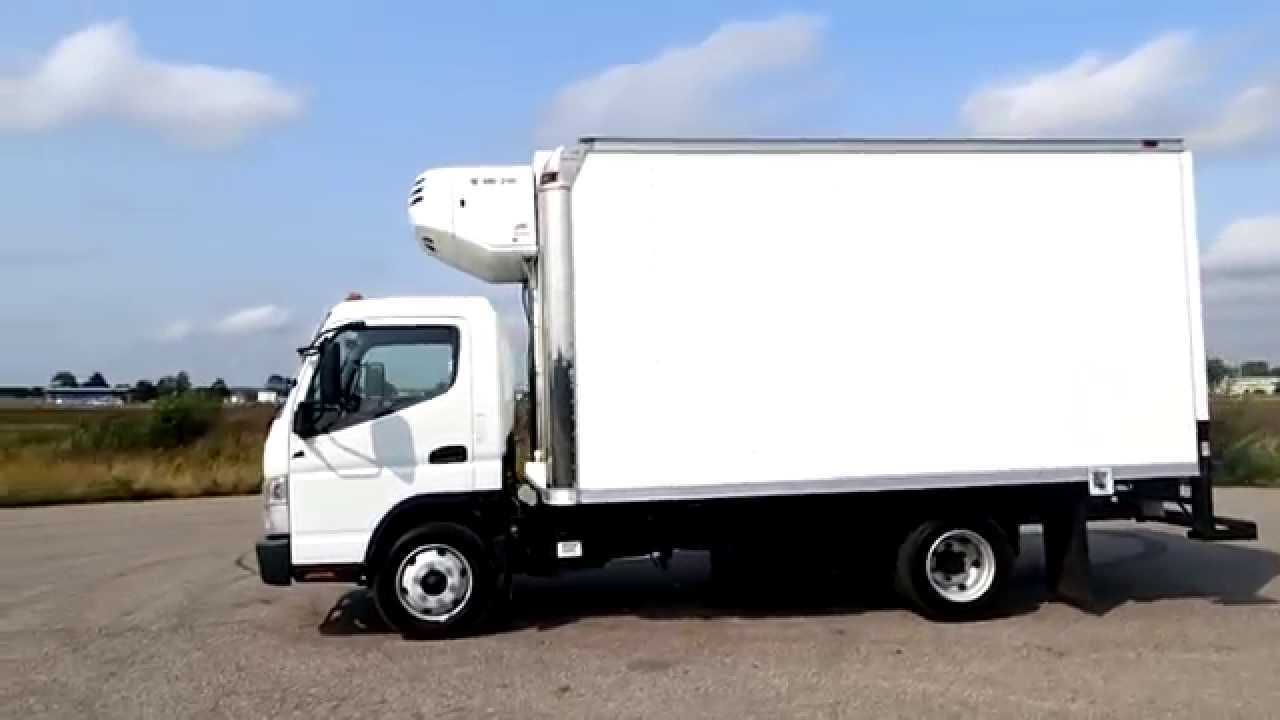 MItsubishi Fuso with Thermoking Reefer Box for sale by ...