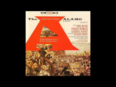The Alamo  Soundtrack Suite Dimitri Tiomkin