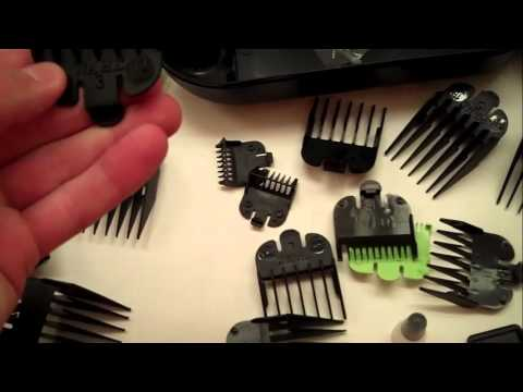 wahl groom pro haircutting kit yellow black 22 count review youtube. Black Bedroom Furniture Sets. Home Design Ideas