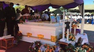 LIVE IRINGA: Maria na Consolata wakifanyiwa Misa ya Mazishi katika Chuo Kikuu RUCU