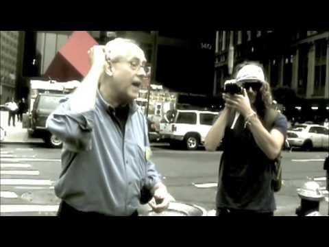 Occupy Wall Street - The Preacher of Liberty Plaza!