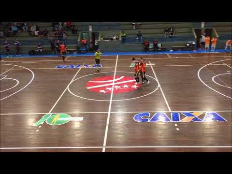 Semifinal da Copa SC: Joinville 2x7 Blumenau Futsal