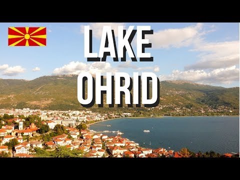 BEAUTIFUL Lake Ohrid Macedonia