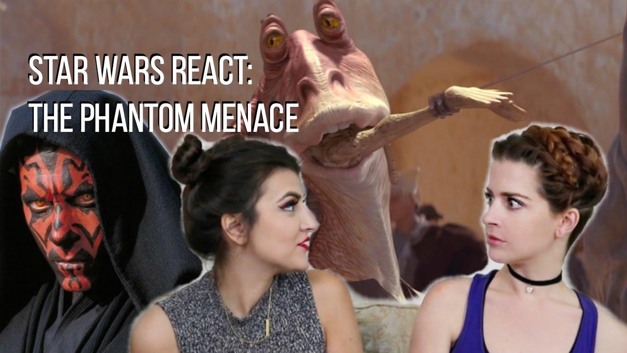STAR WARS THE PHANTOM MENACE TRAILER HD - YouTube |Star Wars Phantom Menace Youtube