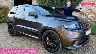 Essai Jeep Grand Cherokee Trackhawk - le SUV le plus puissant du monde! - Le Vendeur Automobiles