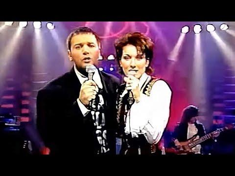 CÉLINE DION & MARIO PELCHAT - Plus Haut Que Moi (Live / En Public) 1993