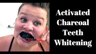 100 % Honest Gemmaz Activated Charcoal Teeth Whitener powder Product Review