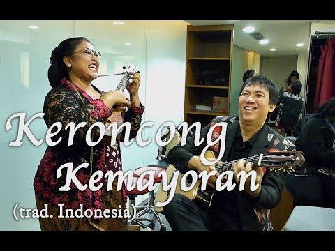 """Jubing & Endah Laras - """"Keroncong Kemayoran"""""""