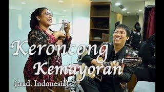 """""""KERONCONG Kemayoran"""" - Endah & Jubing"""